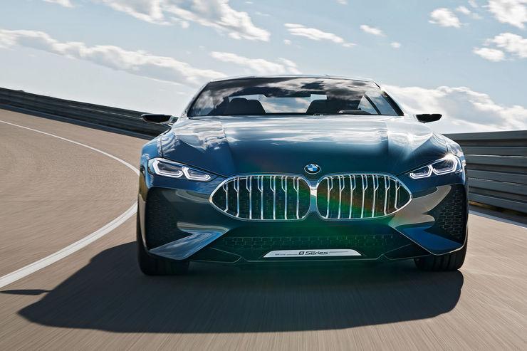 بازگشت بی ام و سری ۸ کوپه BMW ۸ Coupe - تبریز موتور آسیا - وارد کننده خودروهای لوکس